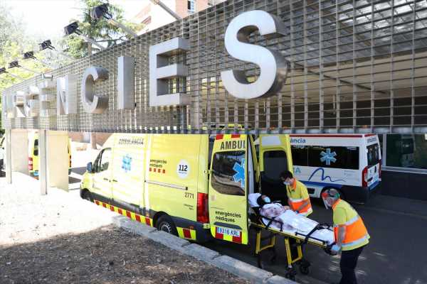 Spain's COVID-19 death toll could be 60% higher than official count, says El Pais