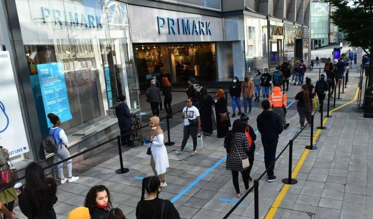 Coronavirus: Primark orders £1bn in fashion stock after 'encouraging' re-opening