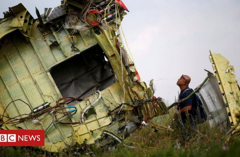 Dutch take Russia to top court over MH17 downing