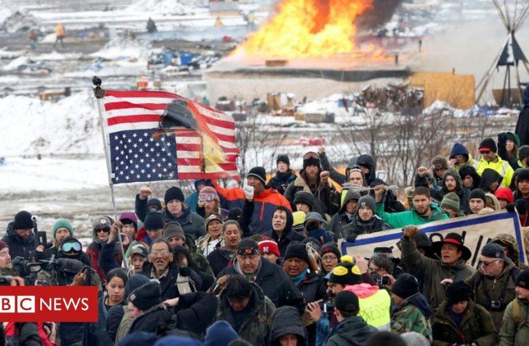 Judge orders suspension of Dakota Access Pipeline