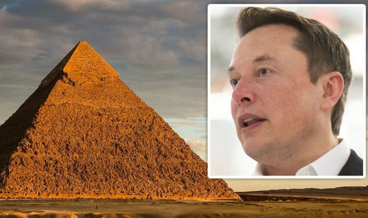 Elon Musk conspiracy: 'Remarkable' Great Pyramid find rubbishes SpaceX CEO's bizarre claim