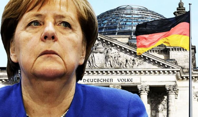 Eurozone on the brink: Germany warned of 'slow progress' in recovery from coronavirus