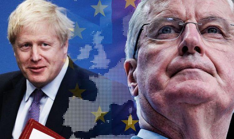 'Walk away NOW!' Expert urges Boris to pull plug on Brexit talks – 'EU's had its chance'