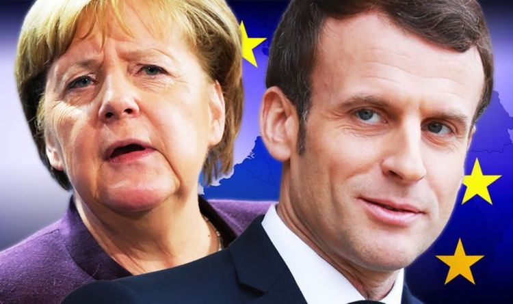 Eurozone meltdown: Deep divisions rupture EU as economist highlights German fury