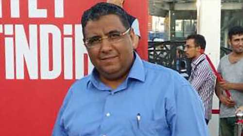 Egypt extends detention of Al Jazeera journalist Mahmoud Hussein