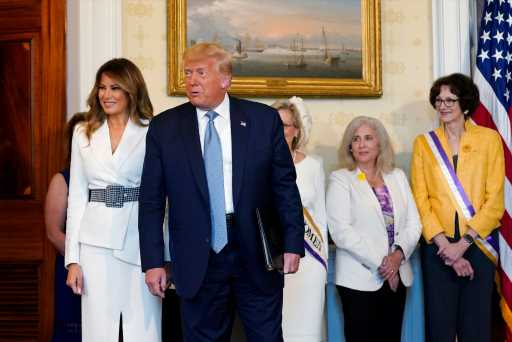 President Trump features family, top advisers on convention 2nd night – The Denver Post