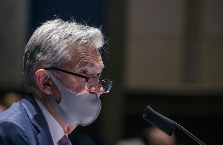 Jerome Powell edges toward loosening the Fed's stance on inflation