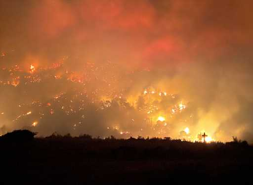 Colorado wildfires update: Pine Gulch, Grizzly Creek, Cameron Peak and Williams Fork fires