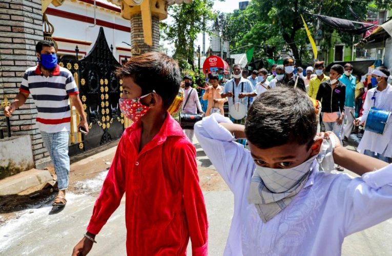 India records world's biggest single-day jump in coronavirus cases