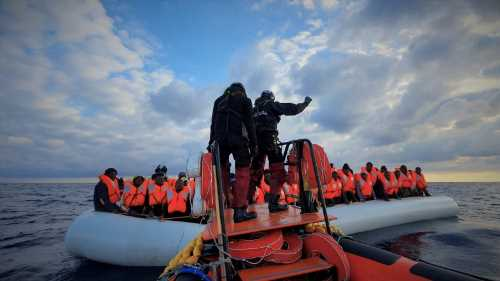 Children among 45 dead in 2020's worst Mediterranean boat tragedy