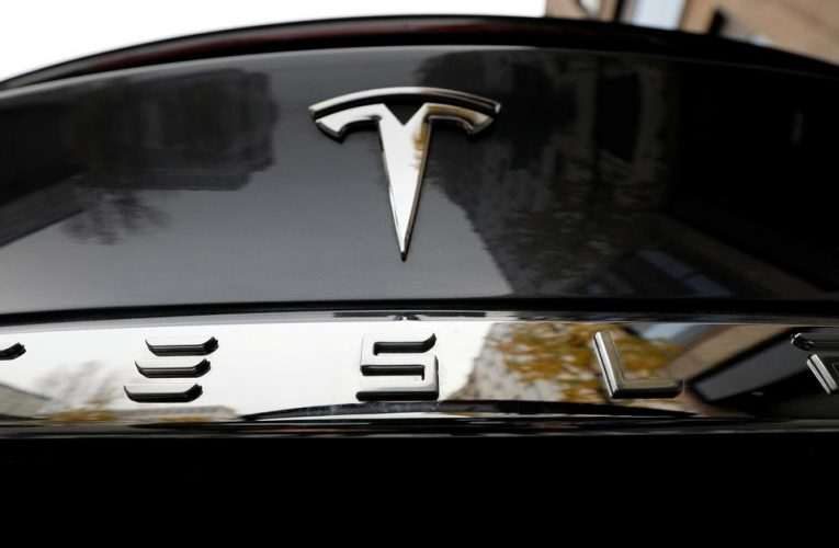 Tesla's soaring stock cracks $2,000 ahead of share split