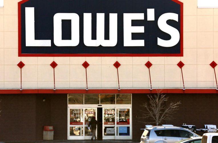 Lowe's seen gaining on Home Depot in lockdown DIY boom