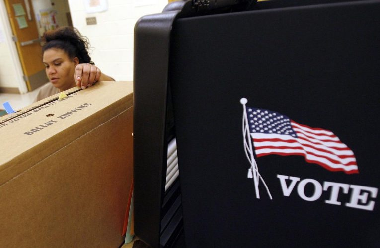 Voting rights groups ask U.S. judge to require more ballot drop boxes in Ohio
