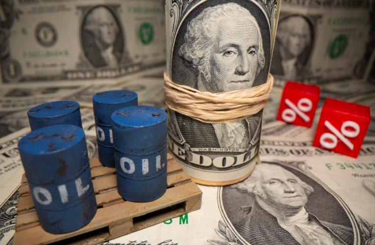Oil prices drop on fuel demand worries as coronavirus flares up