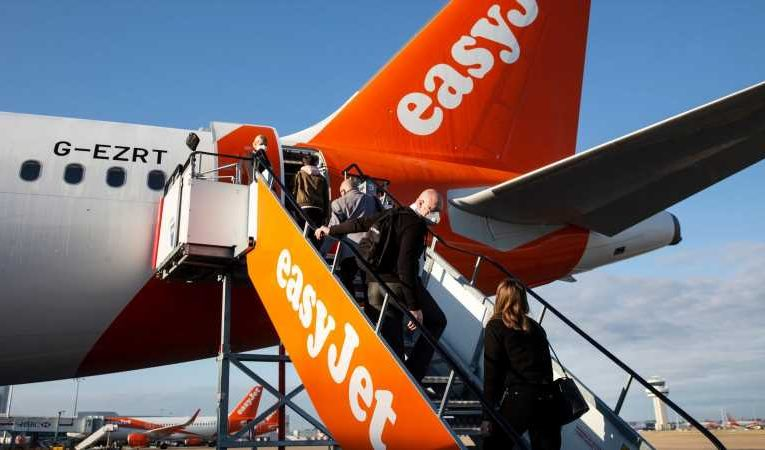 EasyJet increases flights as summer demand takes-off despite COVID-19 uncertainty