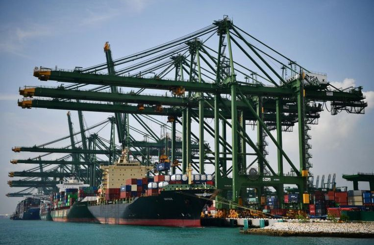 EU imports from Singapore up 12% in 6-month period after FTA came into effect