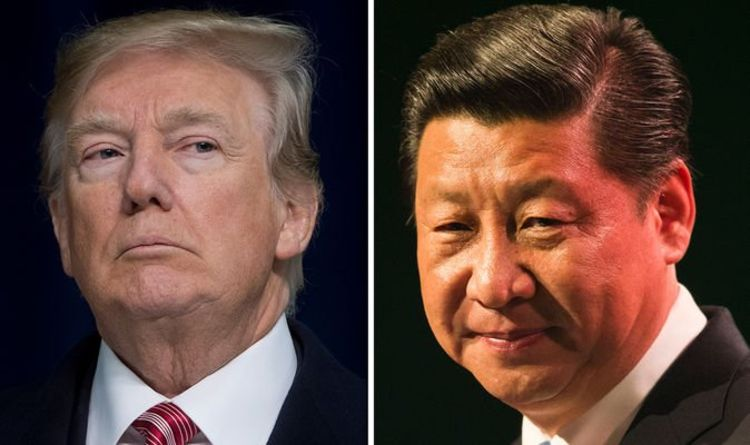 China launches secretive new data policy following 'bullying' Donald Trump's TikTok ban