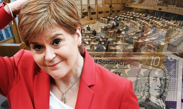 Scottish politicians will cost taxpayers £1.5million in golden goodbyes – 14 are SNP