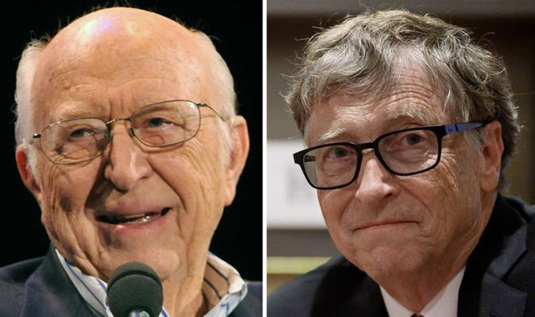 Bill Gates senior dead: Tributes pour in as father of Microsoft co-founder dies age 94