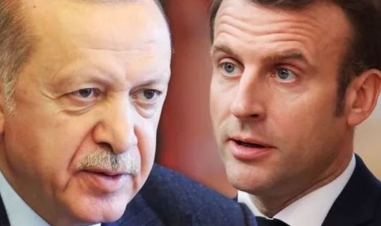 Turkey slams 'Napoleon' Macron for meddling in Greece tensions – 'Protecting what's ours'