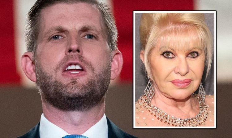 Eric Trump 'wrestled to ground' when bullied about mother's modelling past