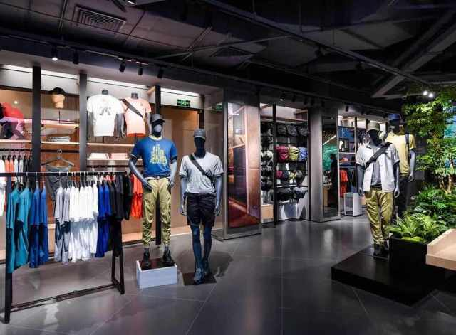 Arc'teryx Opens Its Largest Global Store in Shanghai