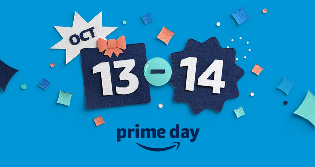 Amazon Prime Day Set for Oct. 13, 14