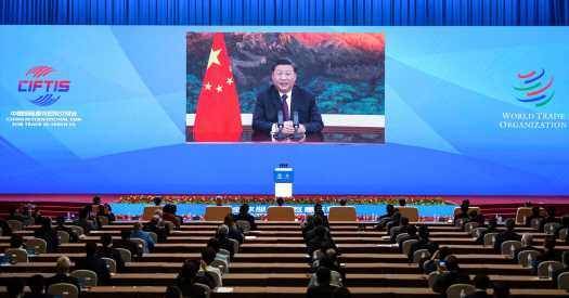 Xi's Post-Virus Economic Strategy for China Looks Inward
