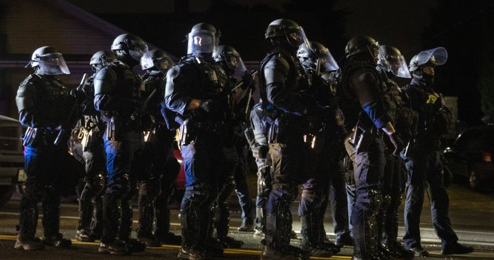 Portland asks U.S. attorney's office to end deputization of city police as protests continue
