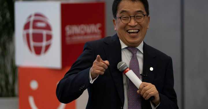 Chinese company says coronavirus vaccine should be ready by early 2021