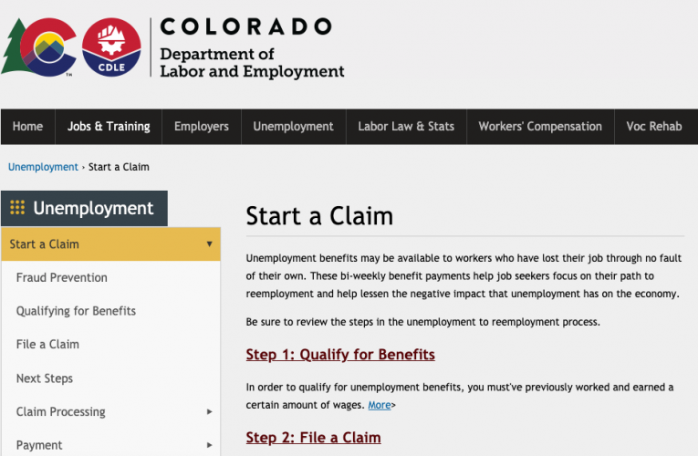 Scammers try to swipe nearly $1 billion in unemployment benefits in Colorado – The Denver Post