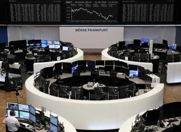 Markets struggle for direction following tech rebound; oil slips