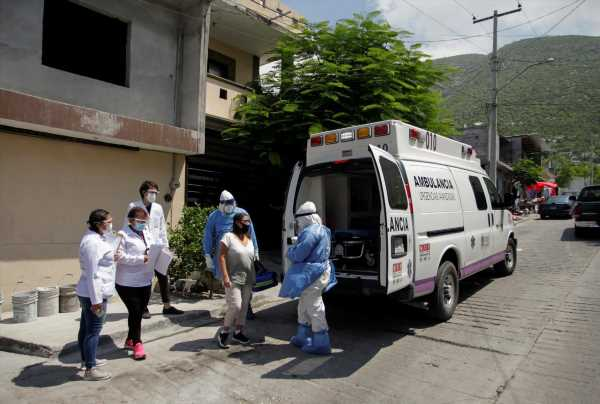 Mexico has world's most health worker deaths from pandemic, Amnesty International says