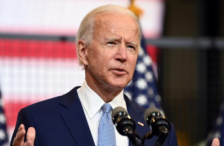 Democratic presidential candidate Biden raised record haul of over $300 million in August – report
