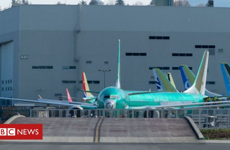 Boeing 'withheld crucial information' on 737 Max