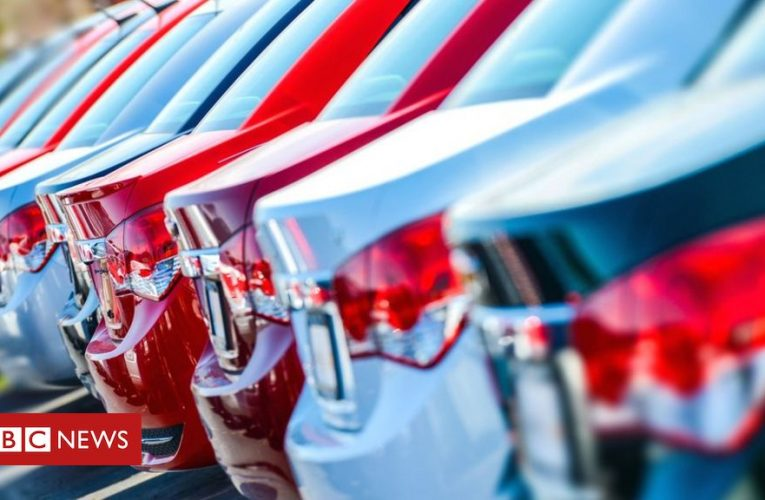 New car registrations see first rise this year