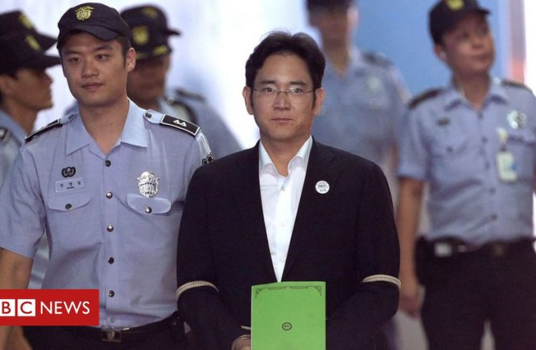 Samsung scandal: Who is Lee Jae-yong?