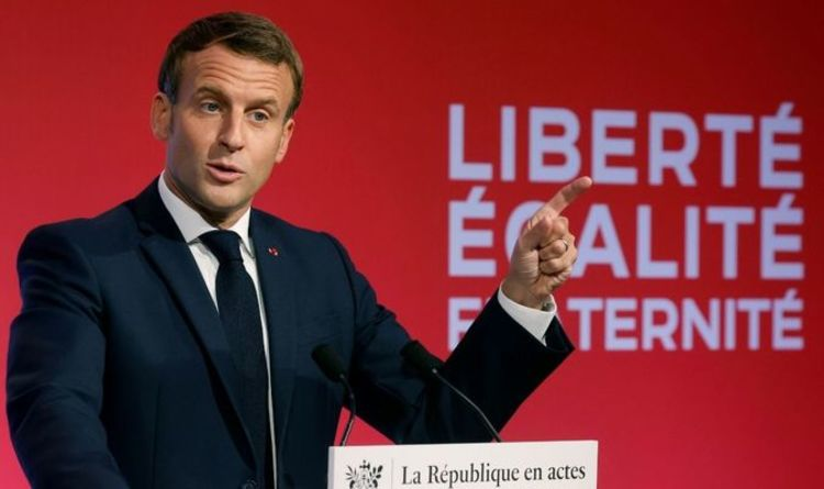 Take back control! Macron faces lockdown backlash as rivals demand 'Parliament be SEIZED'