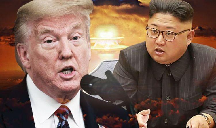 North Korea's 'merciless sacred war' wish as US warns 'serious threat' to security