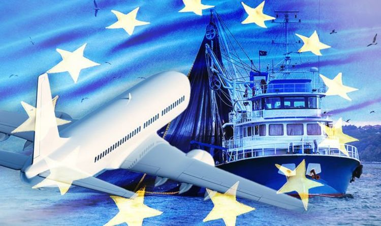 Panicked Brussels ramps up no-deal Brexit plans – grants for EU fishermen forced to close