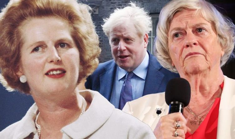 Widdecombe blasts Boris Johnson for not walking away – Thatcher would say 'we're leaving'