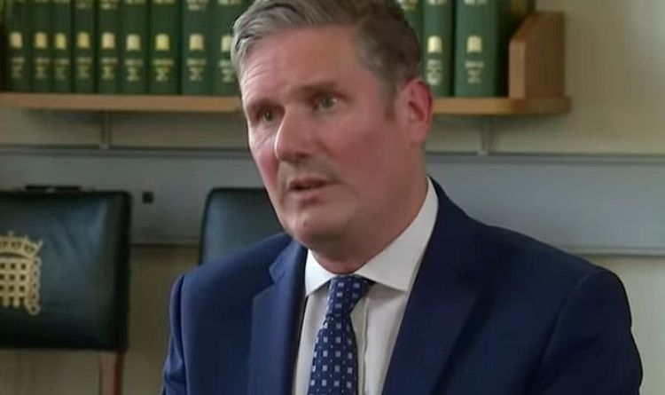 Labour chaos: Corbynites accuse Starmer of 'betrayal' as leader rejects socialism project