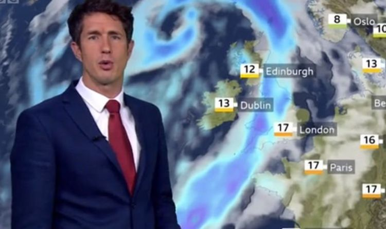 BBC Weather: Europe bracing for 20cm of SNOW to blanket continent as bitter air strikes