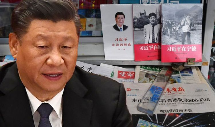China mind control: State tells citizens West 'failed its people' in chilling warning