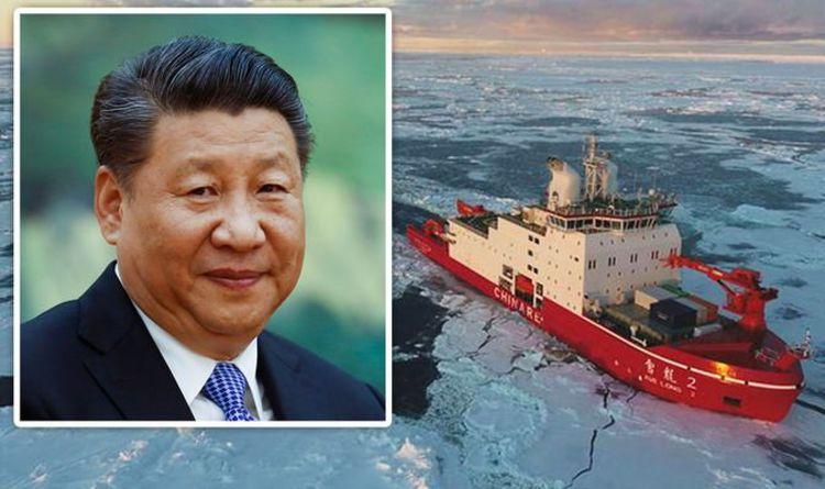 China sets sights on Antarctica grab as coronavirus fuels 'no diplomacy' in Southern Ocean