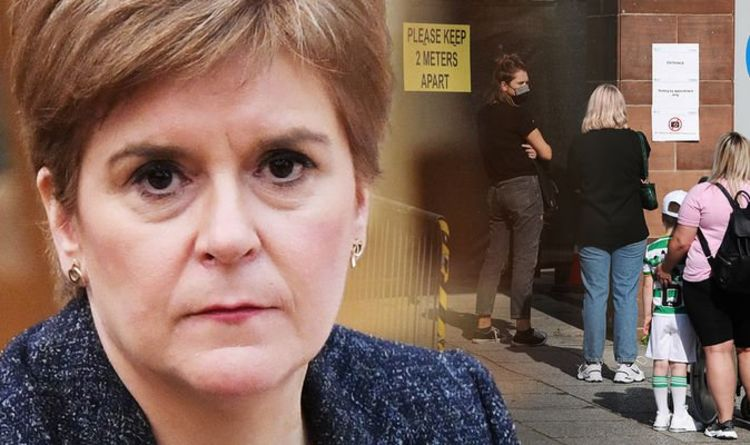 Sturgeon accused of 'distracting' from huge 'scandals' as MSP exposes SNP's major failures