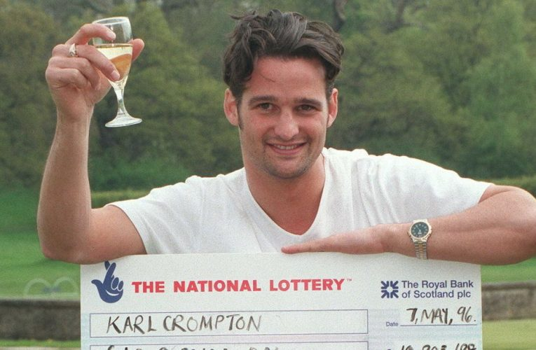 'Rollover Romeo' lotto winner may lose half his £22m fortune in divorce