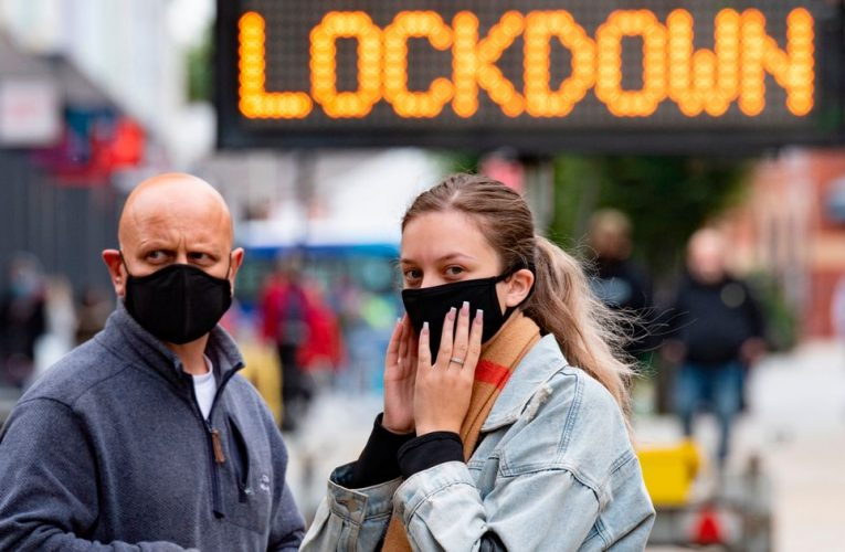 National lockdown is only chance of 'saving Christmas', SAGE experts say