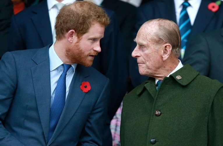 Prince Philip 'walking away' from Harry and Meghan after 'great shock' of Megxit