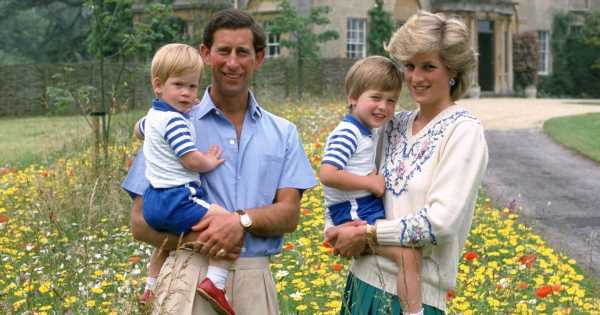 Princess Diana fired William and Harry's 'surrogate mum' out of 'jealousy'